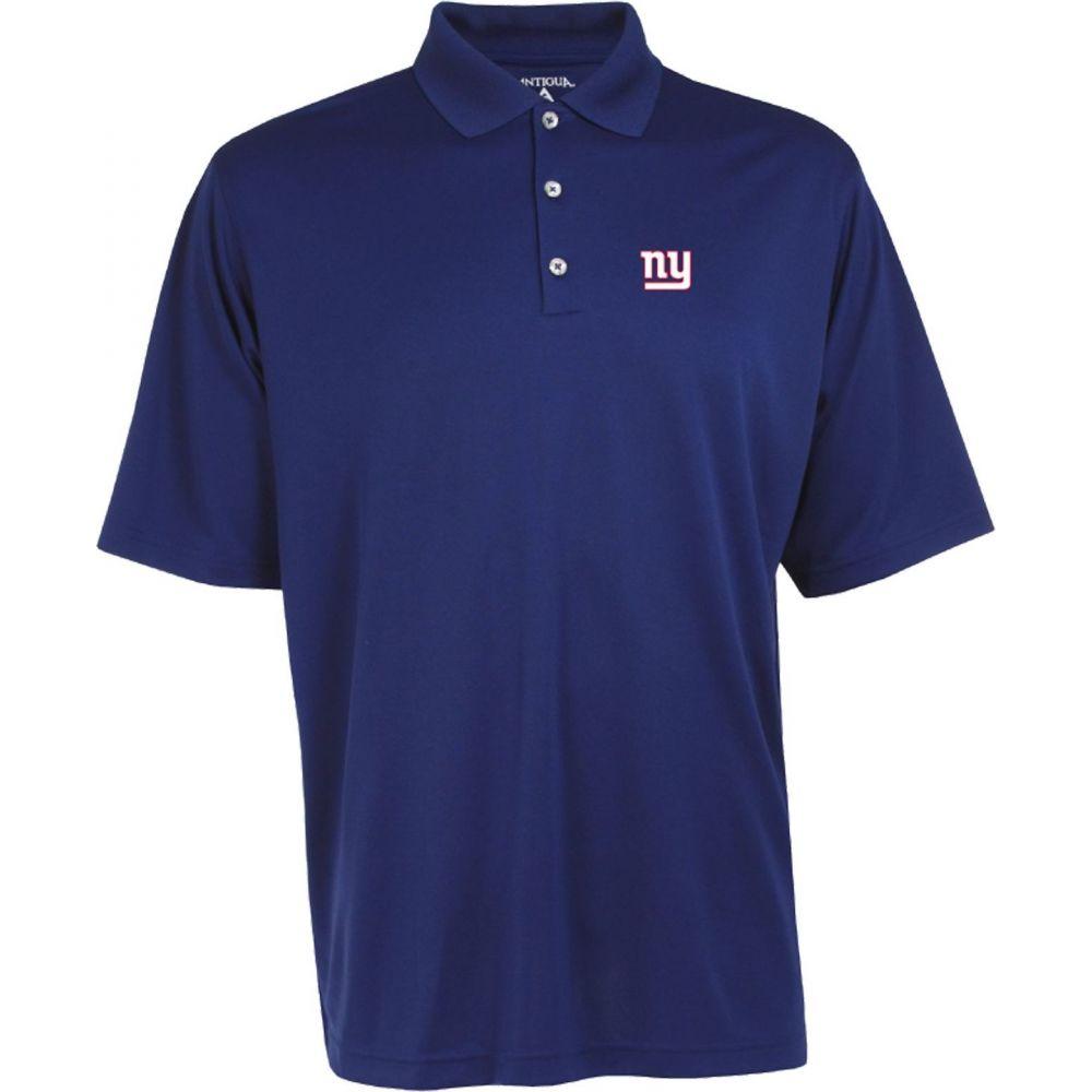 アンティグア Antigua メンズ ポロシャツ トップス【New York Giants Exceed Polo】