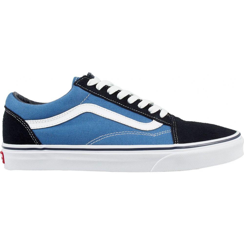 ヴァンズ Vans メンズ スニーカー シューズ・靴【Old Skool Shoes】Navy/White