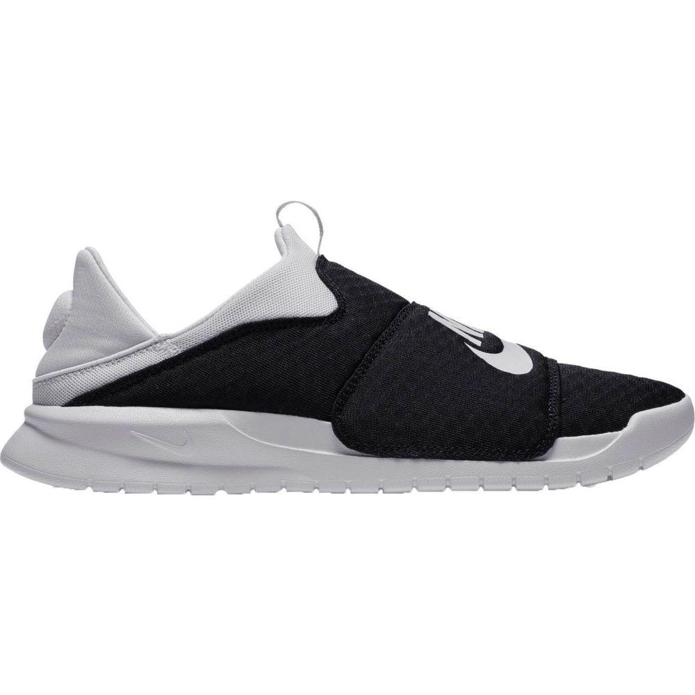 ナイキ Nike メンズ スニーカー シューズ・靴【Benassi Slip Recovery Shoes】Black/Grey