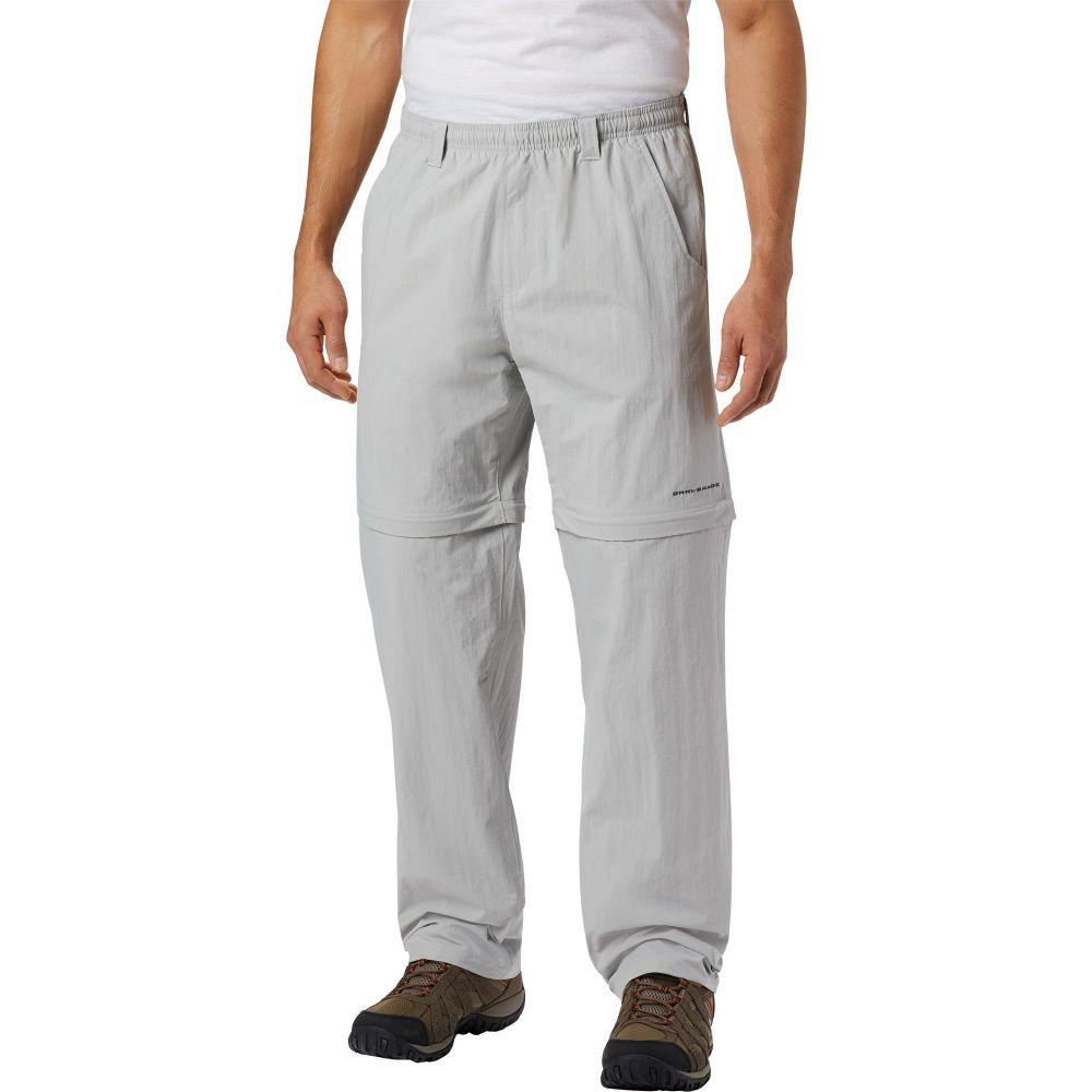 コロンビア Columbia メンズ ボトムス・パンツ 【PFG Backcast Convertible Pants】Cool Grey