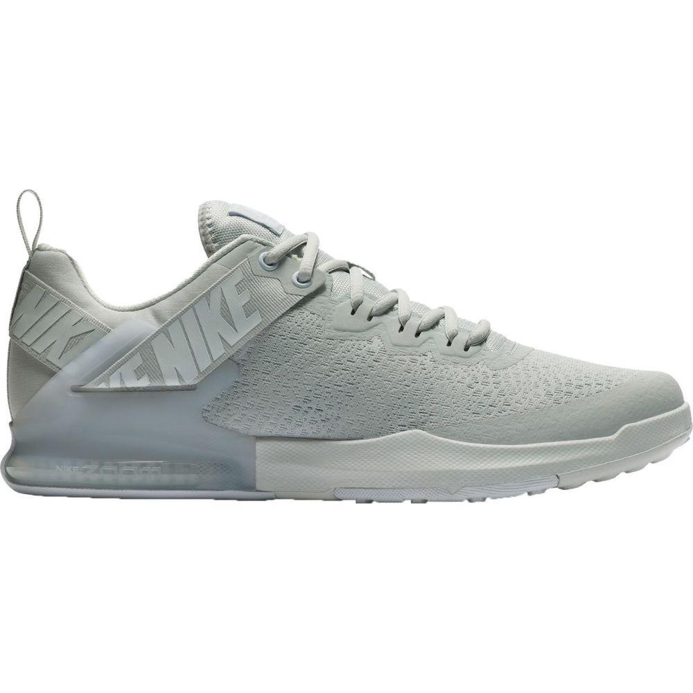 ナイキ Nike メンズ フィットネス・トレーニング シューズ・靴【Zoom Domination TR 2 Training Shoes】White/White