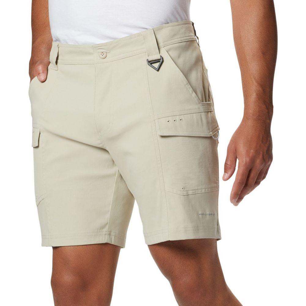 コロンビア Columbia メンズ ショートパンツ ボトムス・パンツ【Low Drag Shorts】Fossil