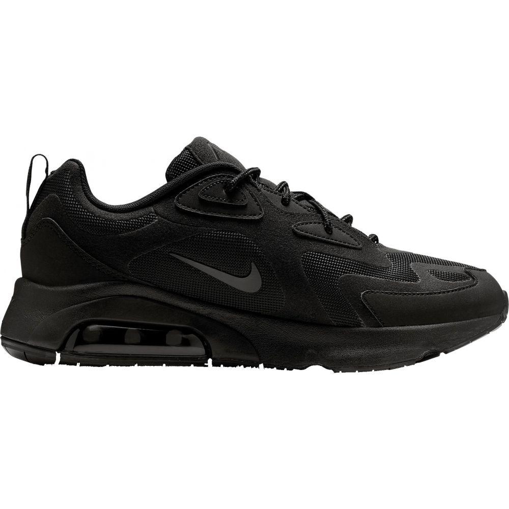 ナイキ Nike メンズ シューズ・靴 【Air Max 200 Shoes】Black/Black