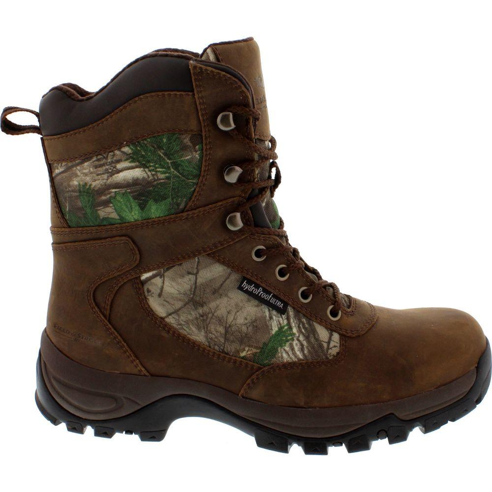フィールドアンドストリーム Field & Stream メンズ ブーツ フィールドブーツ シューズ・靴【Woodsman Realtree Xtra Waterproof Uninsulated Field Boots】Realtree Xtra