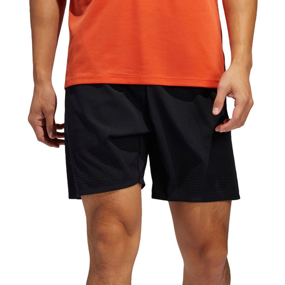 アディダス adidas メンズ ショートパンツ ボトムス・パンツ【Prime Heat Ready Shorts】Black