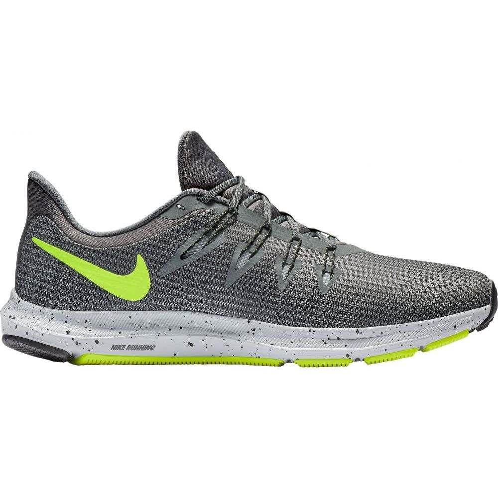 ナイキ Nike メンズ ランニング・ウォーキング シューズ・靴【Quest Running Shoes】Grey/Black/Volt