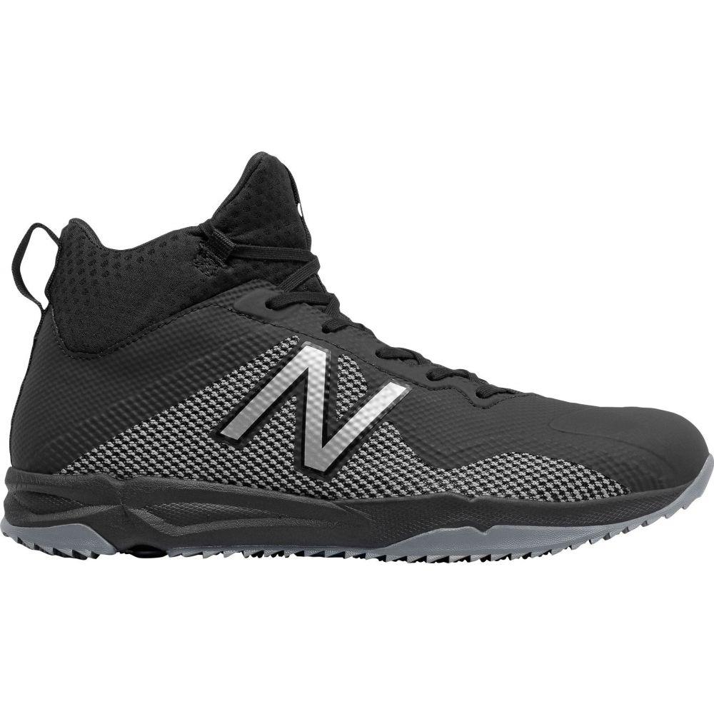ニューバランス New Balance メンズ ラクロス スパイク シューズ・靴【Freeze LX Turf Lacrosse Cleats】Black