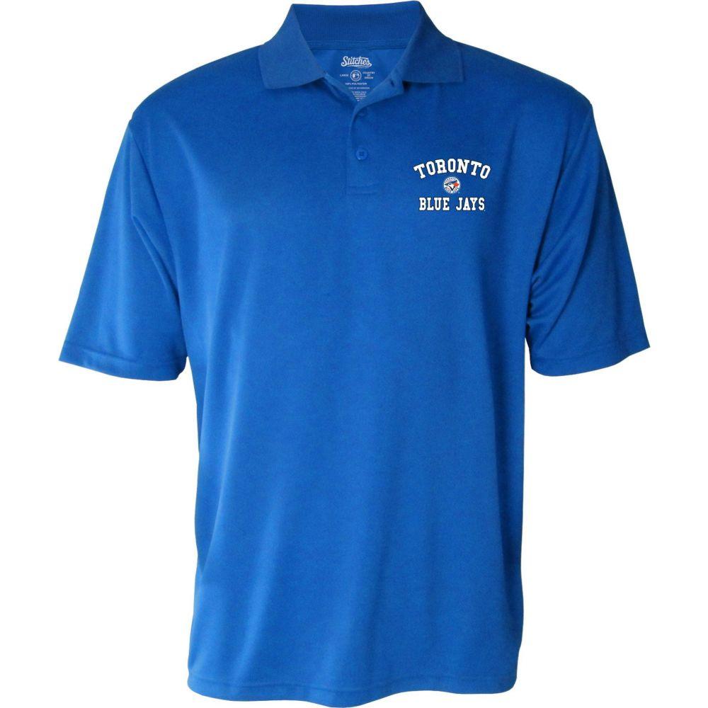 スティッチーズ Stitches メンズ ポロシャツ トップス【Toronto Blue Jays Polo】