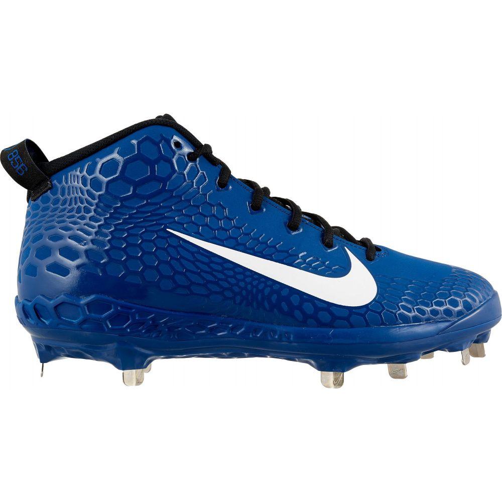 ナイキ Nike メンズ 野球 スパイク シューズ・靴【Force Trout 5 Pro Metal Baseball Cleats】Blue/White