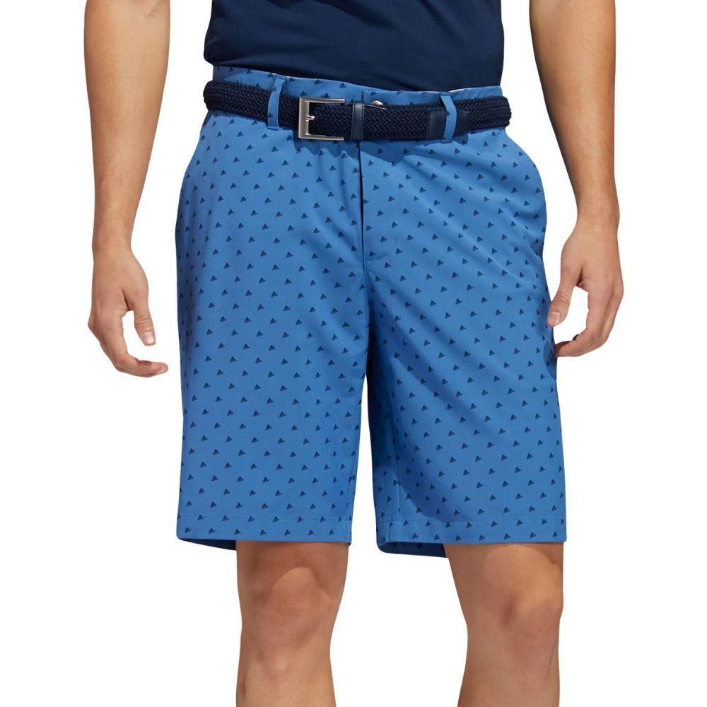 アディダス adidas メンズ ゴルフ ショートパンツ ボトムス・パンツ【Ultimate365 Logo Golf Shorts】Trace Royal