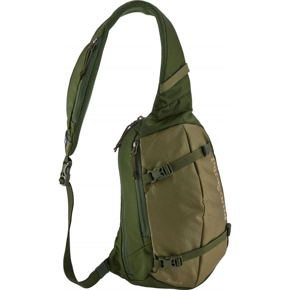パタゴニア Patagonia メンズ ショルダーバッグ バッグ【Atom Sling Backpack】Fatigue Green