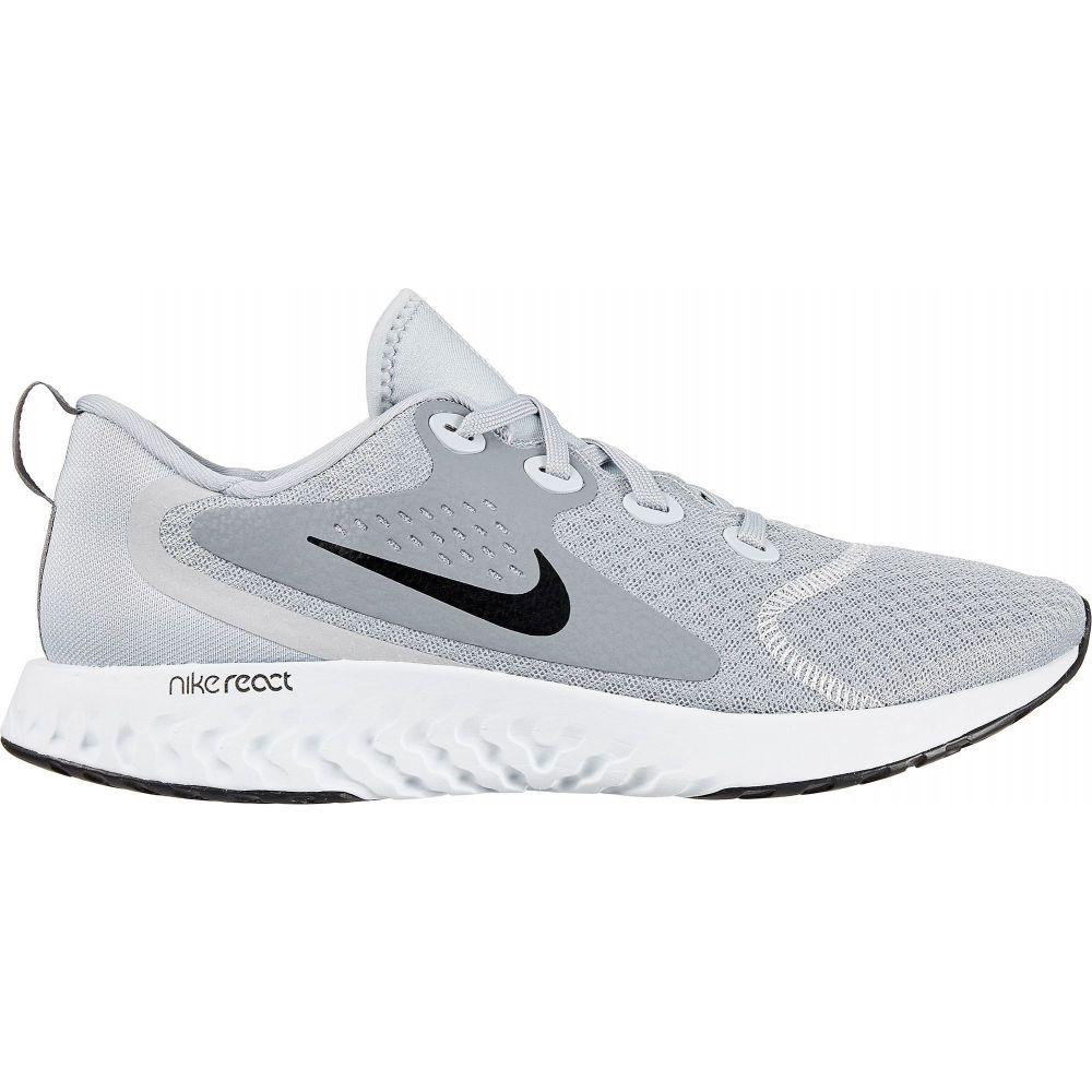 ナイキ Nike メンズ ランニング・ウォーキング シューズ・靴【Legend React Running Shoes】Wolf Grey/Black