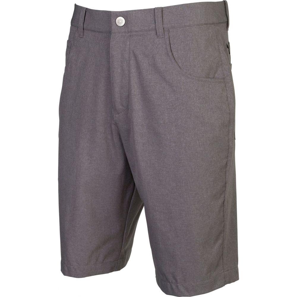 プーマ PUMA メンズ ゴルフ ショートパンツ ボトムス・パンツ【Heather 6 Pocket Golf Shorts】Quiet Shade