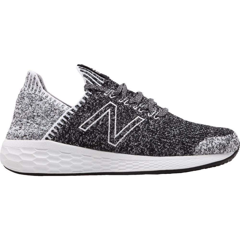 ニューバランス New Balance メンズ ランニング・ウォーキング シューズ・靴【Fresh Foam Cruz v2 SockFit Running Shoes】Black/White