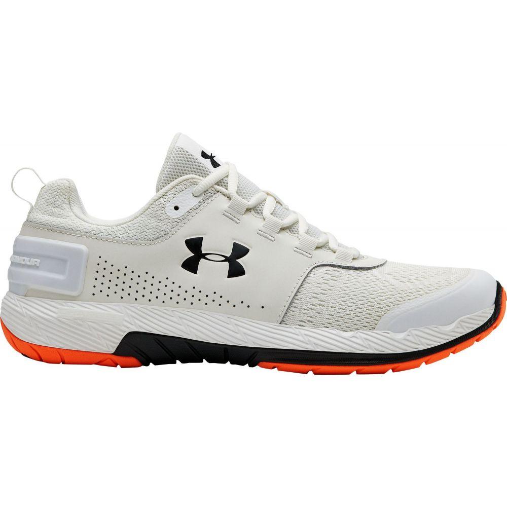 アンダーアーマー Under Armour メンズ フィットネス・トレーニング シューズ・靴【Commit TR Ex Training Shoes】White
