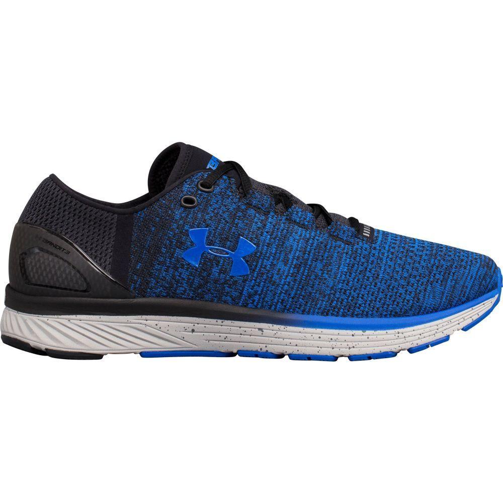 アンダーアーマー Under Armour メンズ ランニング・ウォーキング シューズ・靴【Charged Bandit 3 Running Shoes】Blue/Black