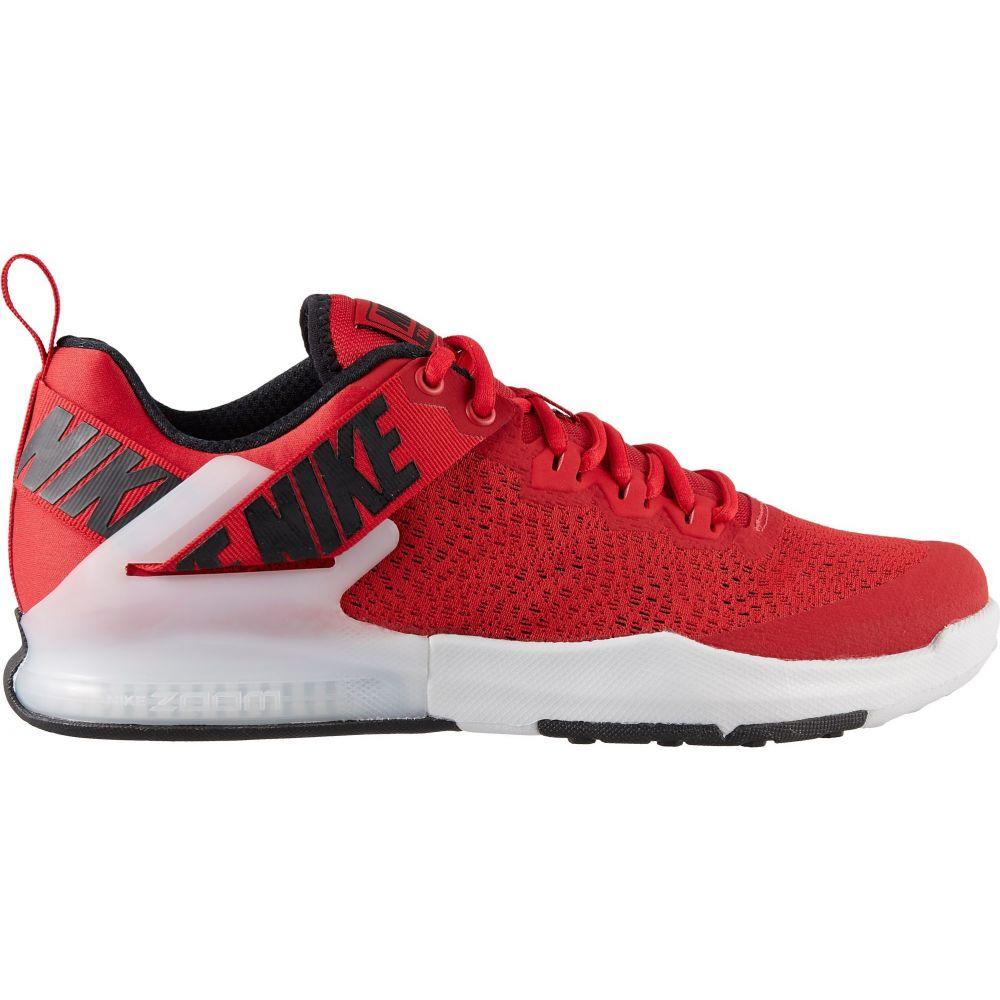 ナイキ Nike メンズ フィットネス・トレーニング シューズ・靴【Zoom Domination TR 2 Training Shoes】Red/Black