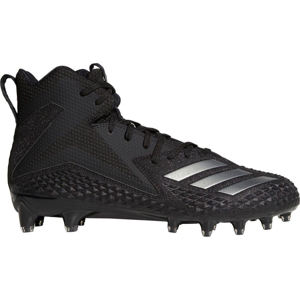 アディダス adidas メンズ アメリカンフットボール スパイク シューズ・靴【Freak X Carbon Mid Football Cleats】Black/Grey