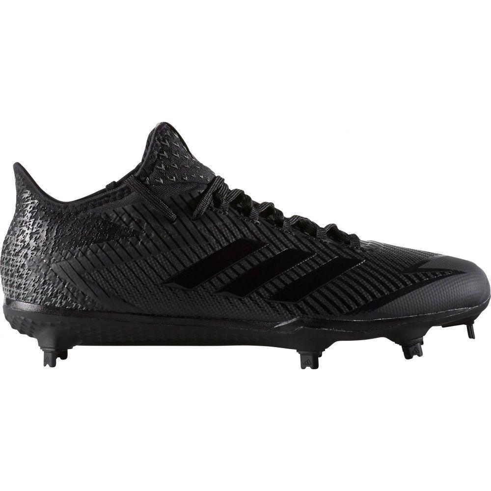 アディダス adidas メンズ 野球 スパイク シューズ・靴【adizero AfterBurner 4 Dip Baseball Cleats】Black/Black