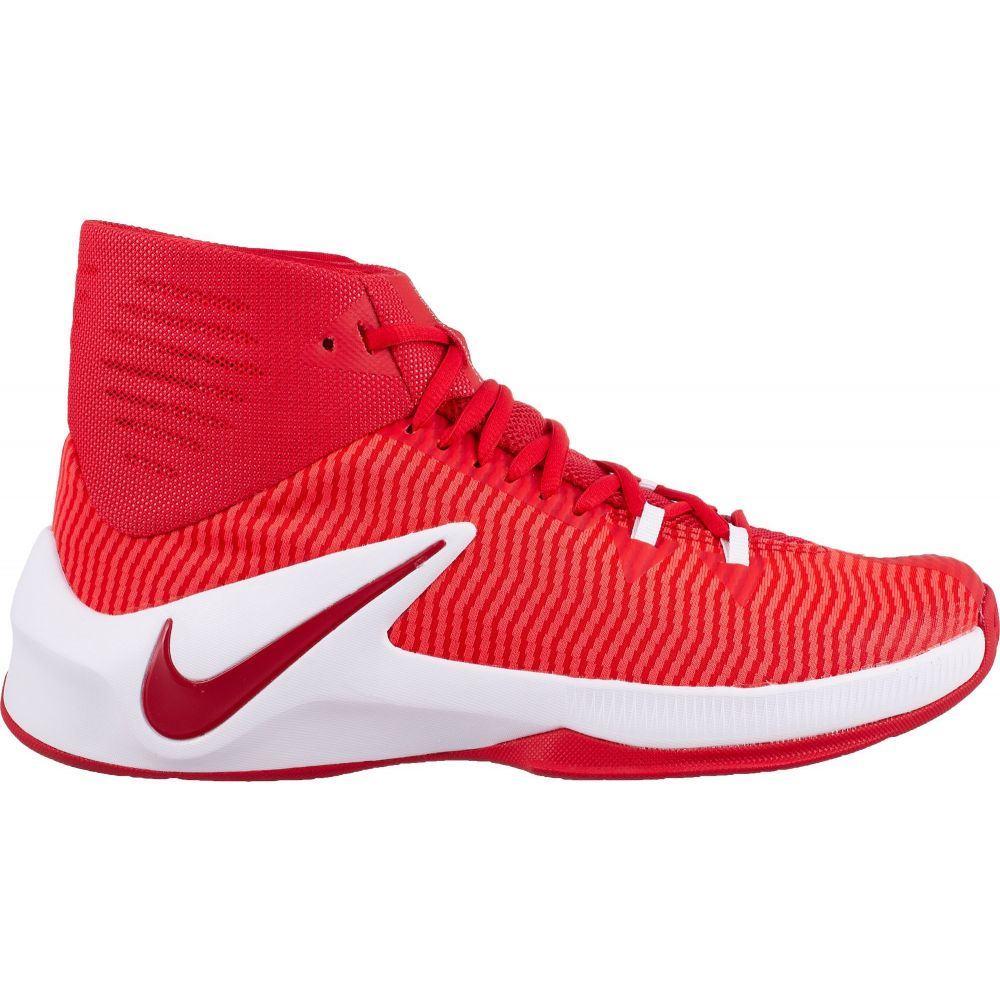 ナイキ Nike メンズ バスケットボール シューズ・靴【Zoom Clear Out Basketball Shoes】Red/White