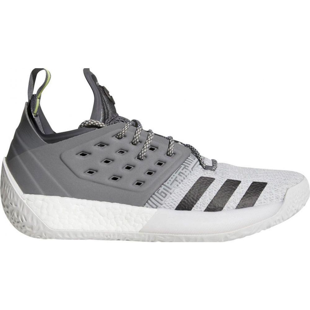 アディダス adidas メンズ バスケットボール シューズ・靴【Harden Vol. 2 Basketball Shoes】Grey/Black/White
