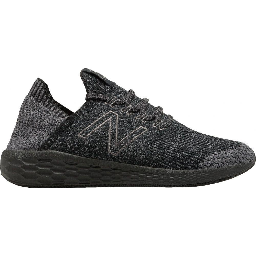 ニューバランス New Balance メンズ ランニング・ウォーキング シューズ・靴【Fresh Foam Cruz v2 SockFit Running Shoes】Black/Black