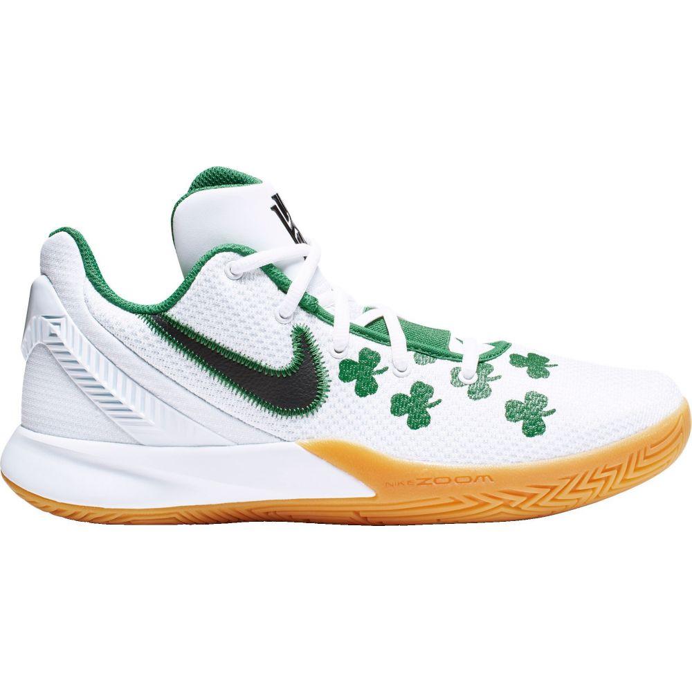 ナイキ Nike メンズ バスケットボール シューズ・靴【Kyrie Flytrap II Basketball Shoes】White/Green/Black