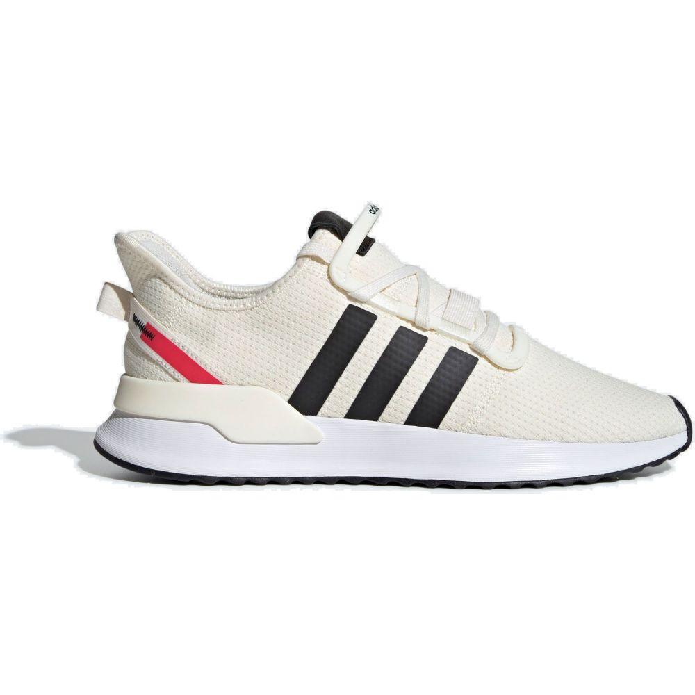 アディダス adidas メンズ スニーカー シューズ・靴【Originals U_Path Run Shoes】Off White/Black