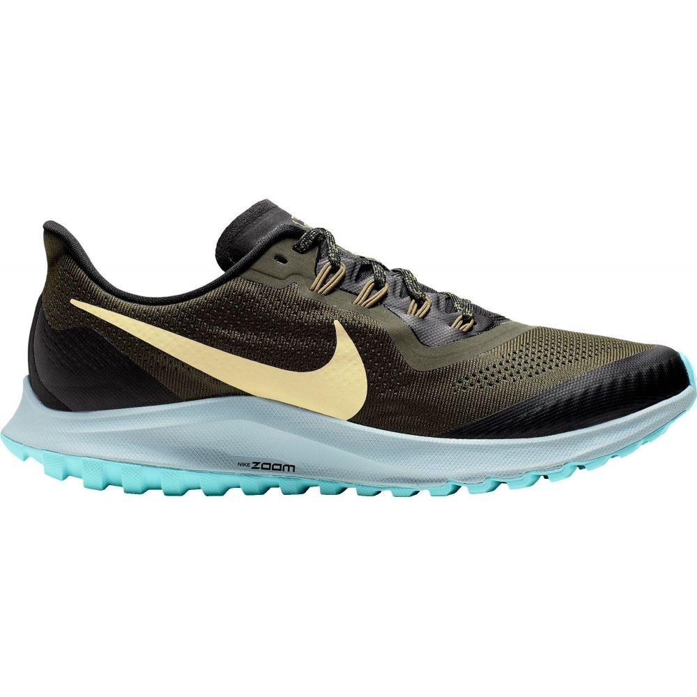 ナイキ Nike メンズ ランニング・ウォーキング シューズ・靴【Air Zoom Pegasus 36 Trail Running Shoes】Khaki/Blue