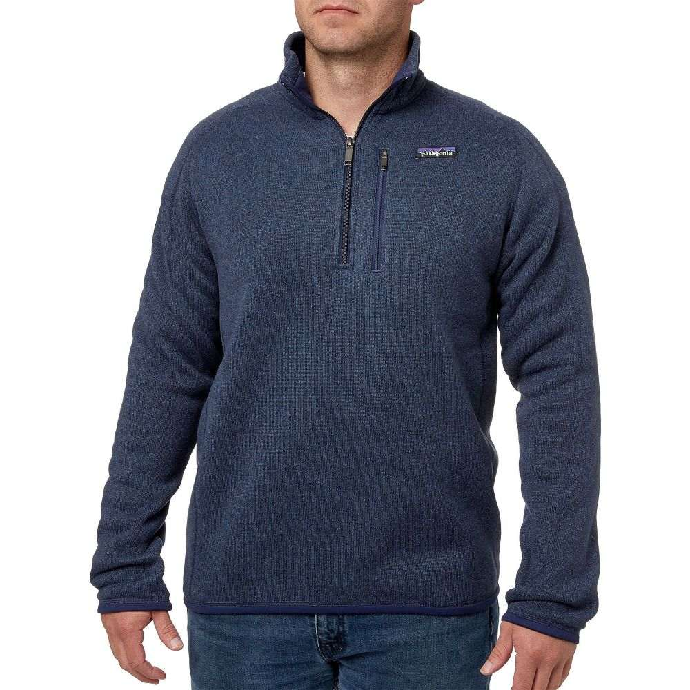 パタゴニア Patagonia メンズ フリース トップス【Better Sweater 1/4 Zip Fleece Pullover】Classic Navy