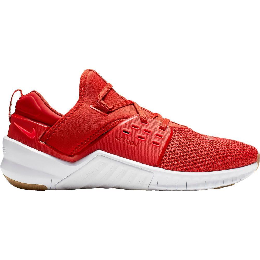 ナイキ Nike メンズ フィットネス・トレーニング シューズ・靴【Free X Metcon 2 Training Shoes】Red/White