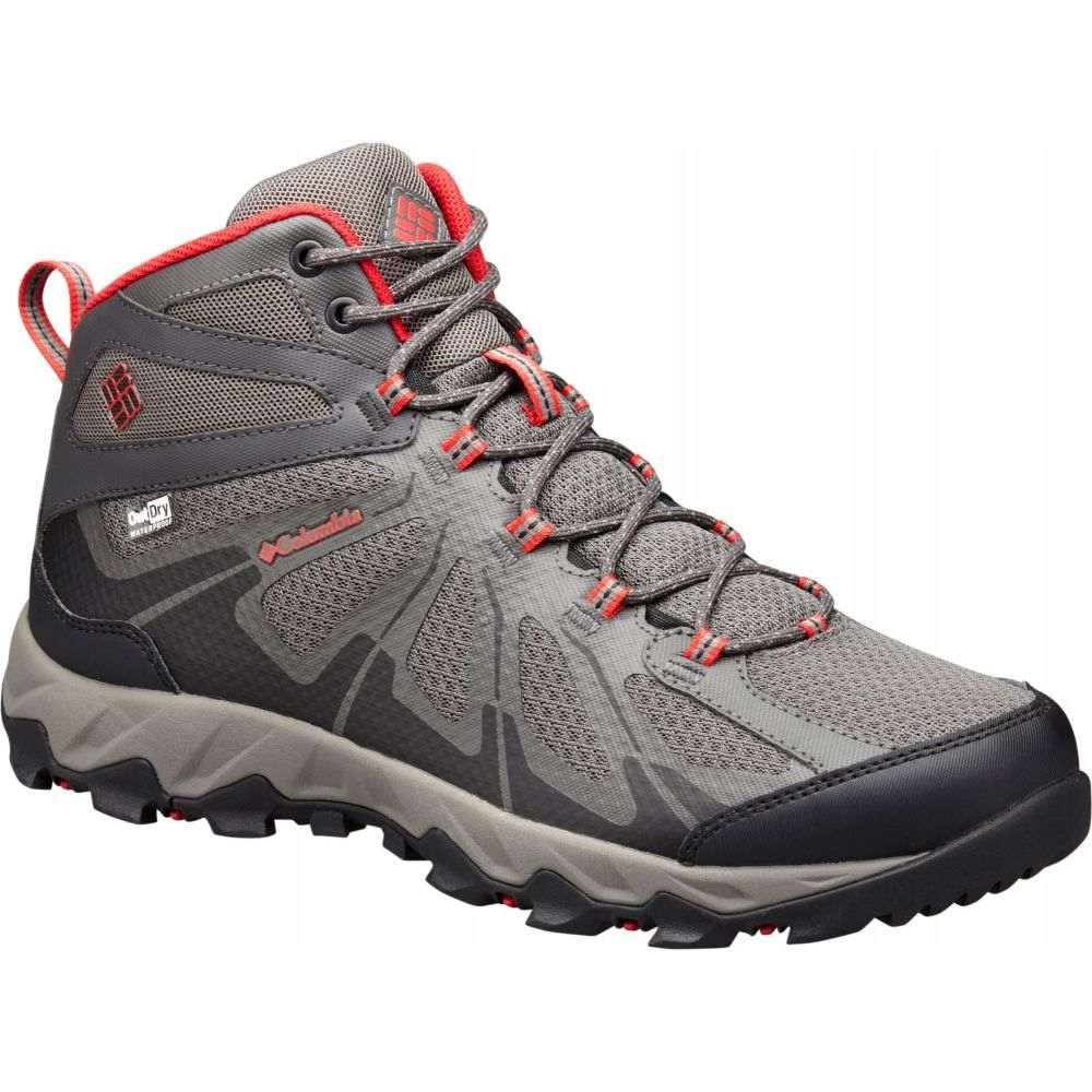 コロンビア Columbia メンズ ハイキング・登山 ブーツ シューズ・靴【Peakfreak XCRSN II XCEL Mid Waterproof Hiking Boots】Grey