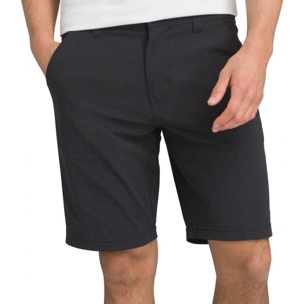 プラーナ prAna メンズ ショートパンツ ボトムス・パンツ【Hybridizer Shorts】Black
