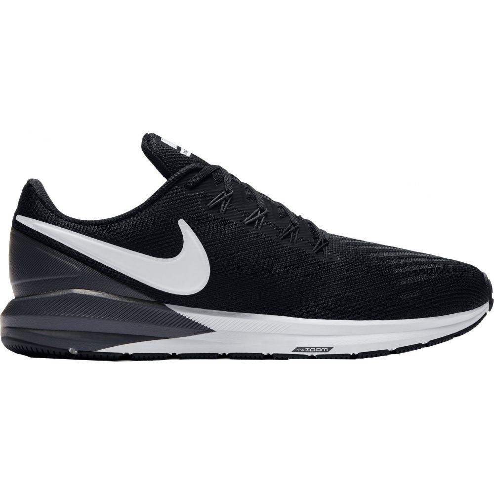 ナイキ Nike メンズ ランニング・ウォーキング シューズ・靴【Air Zoom Structure 22 Running Shoes】Black/White