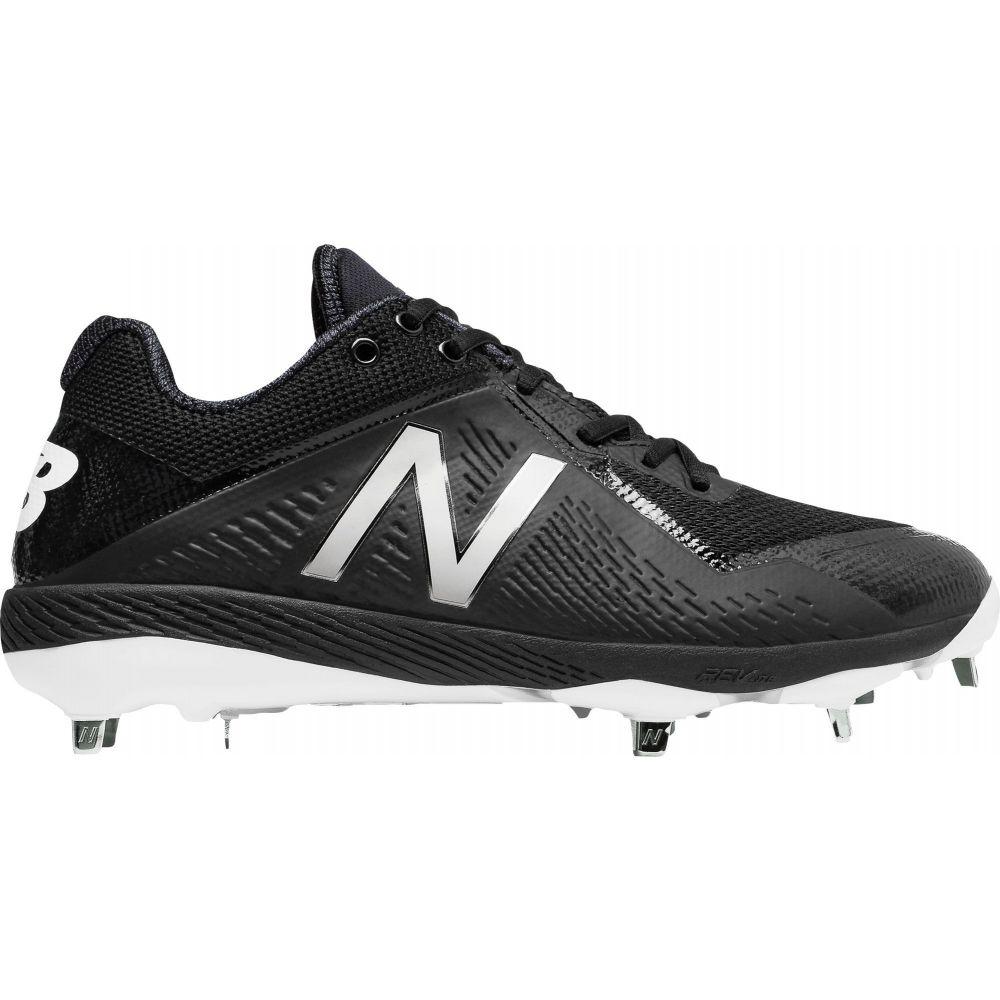 ニューバランス New Balance メンズ 野球 スパイク シューズ・靴【4040 V4 Metal Baseball Cleats】Black/White