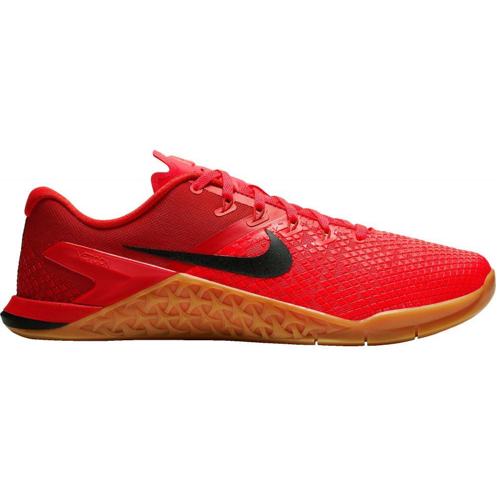 ナイキ Nike メンズ フィットネス・トレーニング シューズ・靴【Metcon 4 XD Training Shoes】Red/Black