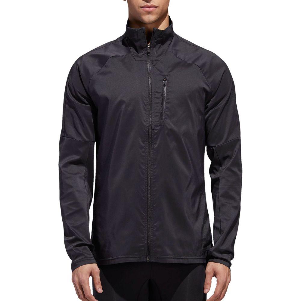 アディダス adidas メンズ ジャケット アウター【Supernova Confident Three Season Jacket】Black