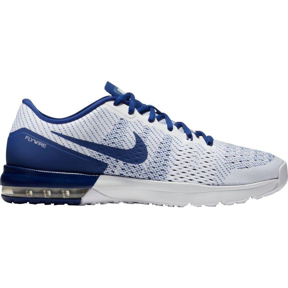 ナイキ Nike メンズ フィットネス・トレーニング シューズ・靴【Air Max Typha Training Shoes】White/Deep Royal Blue