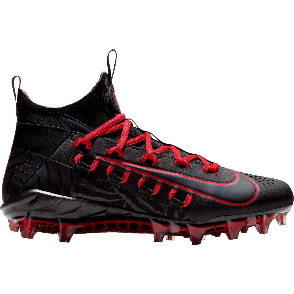 ナイキ Nike メンズ ラクロス スパイク シューズ・靴【Alpha Huarache 6 Elite Lacrosse Cleats】Black/Red