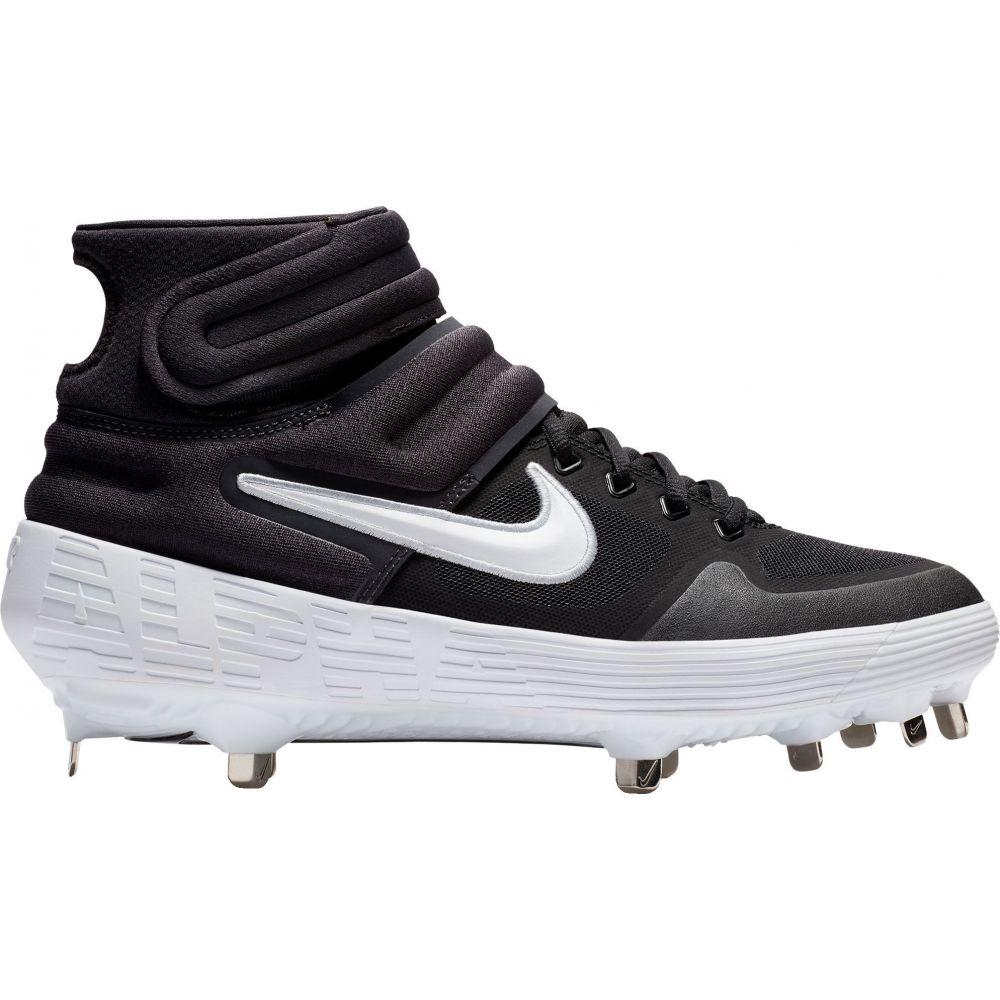ナイキ Nike メンズ 野球 スパイク シューズ・靴【Alpha Huarache Elite 2 Mid Baseball Cleats】Black/White