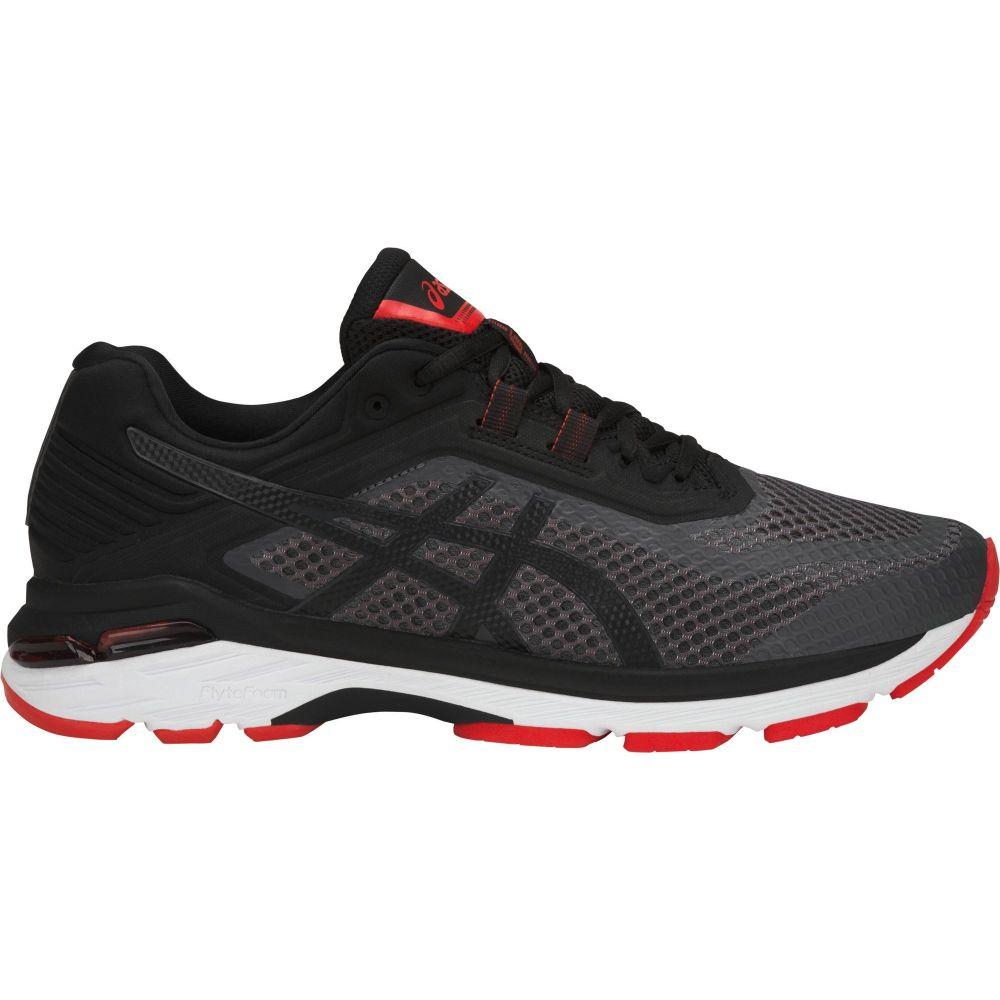 アシックス ASICS メンズ ランニング・ウォーキング シューズ・靴【GT-2000 6 Running Shoes】Dark Grey/Black/Red