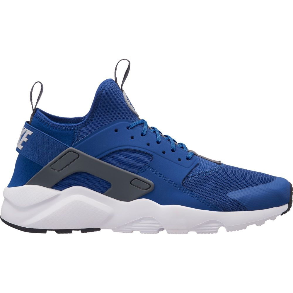 ナイキ Nike メンズ スニーカー シューズ・靴【Air Huarache Run Ultra Shoes】Gym Blue/Wolf Grey