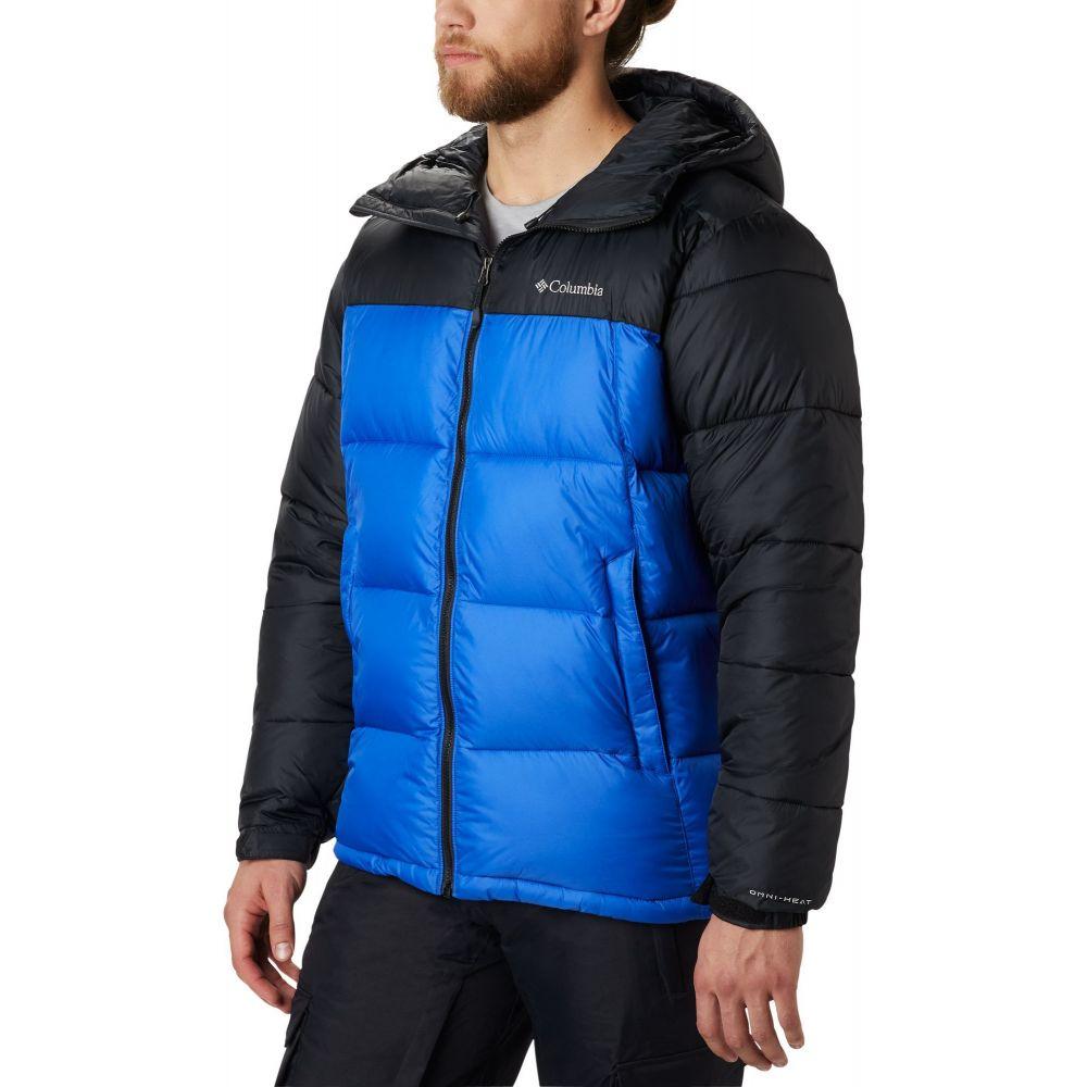コロンビア Columbia メンズ ジャケット フード アウター【Pike Lake Hooded Jacket】Azul