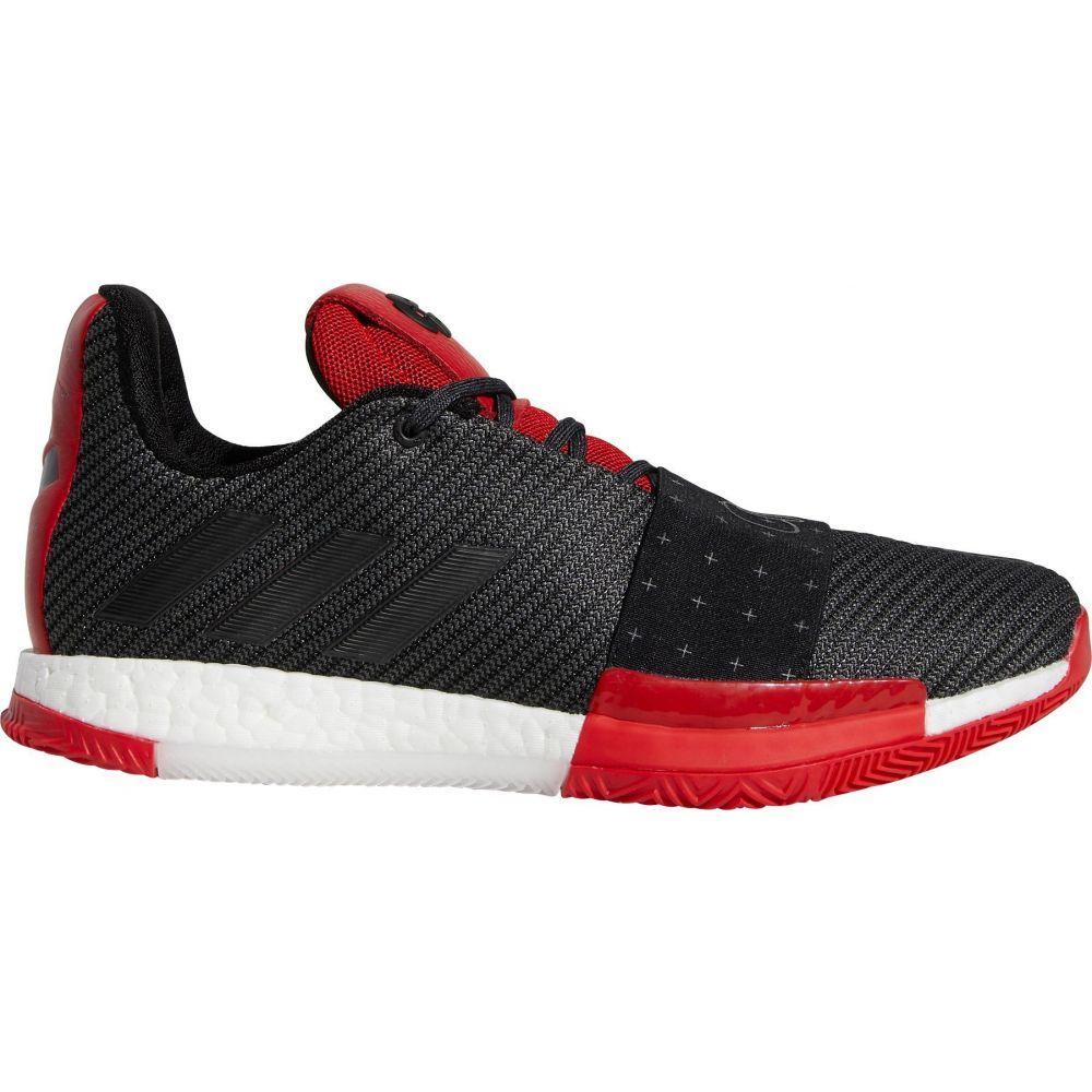 アディダス adidas メンズ バスケットボール シューズ・靴【Harden Vol. 3 Basketball Shoes】Black/Red