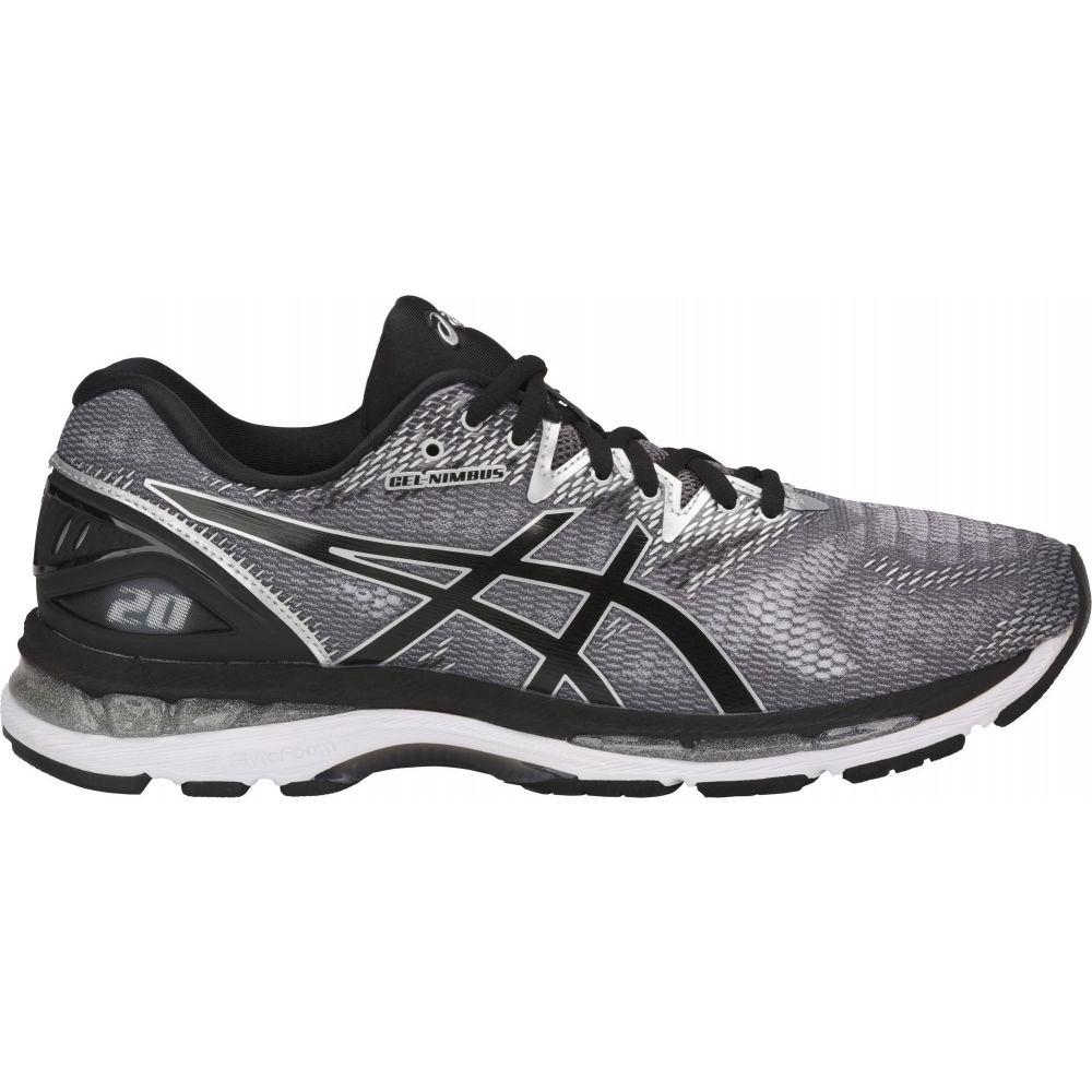 アシックス ASICS メンズ ランニング・ウォーキング シューズ・靴【GEL-Nimbus 20 Running Shoes】Carbon Black
