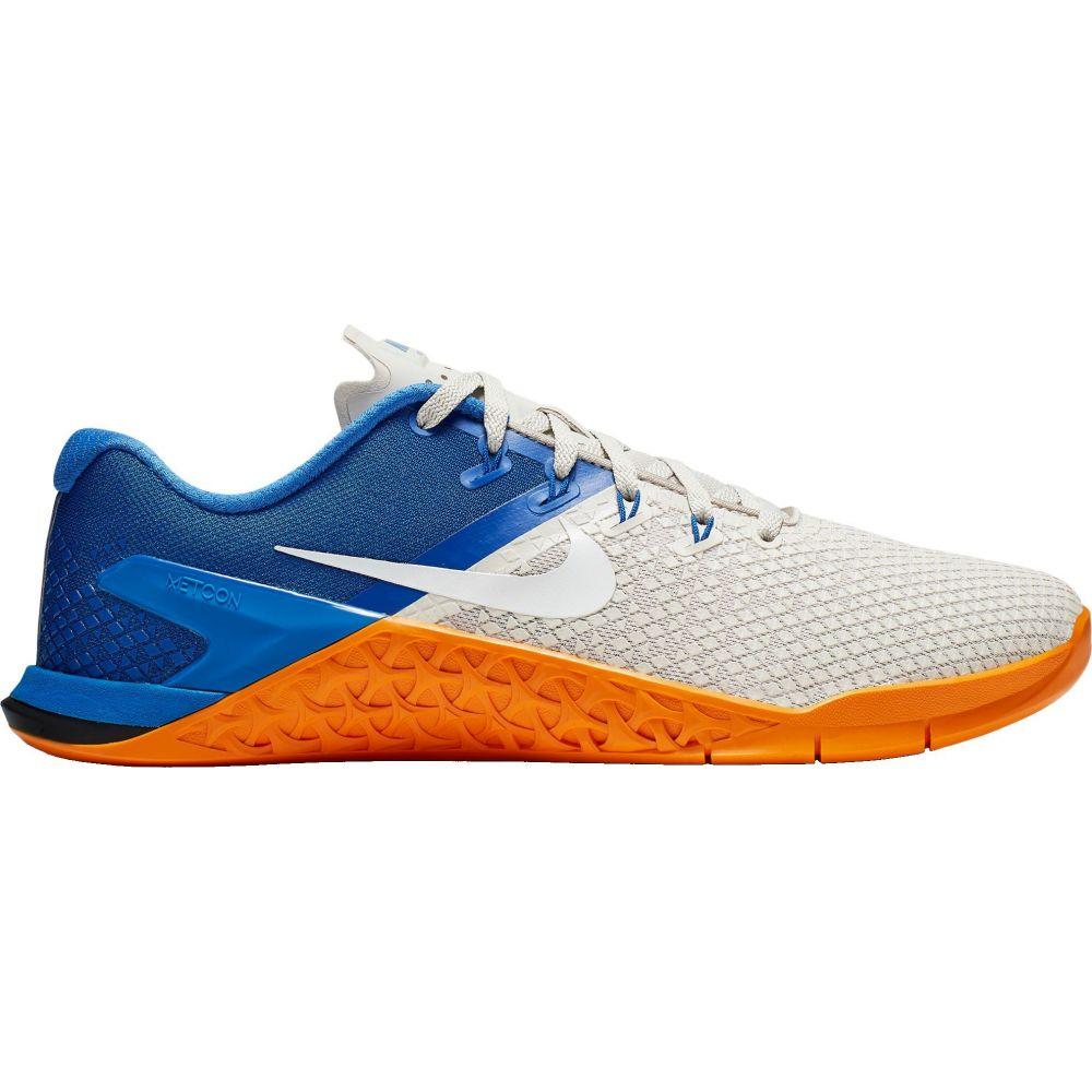 ナイキ Nike メンズ フィットネス・トレーニング シューズ・靴【Metcon 4 XD Training Shoes】Blue/Grey/Orange