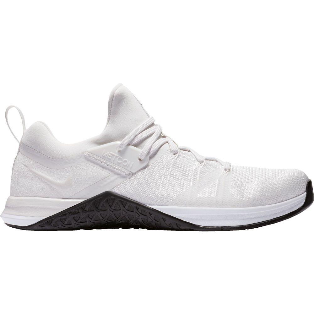 ナイキ Nike メンズ フィットネス・トレーニング シューズ・靴【Metcon Flyknit 3 Training Shoes】White/Black
