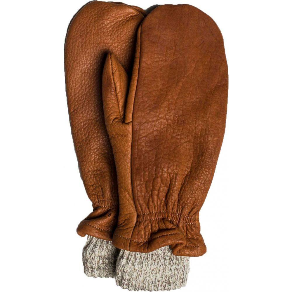 ユナイテッドバイブルー United By Blue メンズ 手袋・グローブ 【United by Blue American Bison Chopper Mittens】Tan/Oatmeal