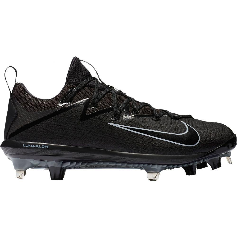 ナイキ Nike メンズ 野球 スパイク シューズ・靴【Lunar Vapor Ultrafly Elite Metal Baseball Cleats】Black/Black