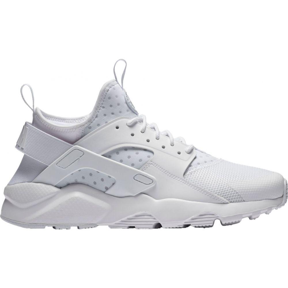 ナイキ Nike メンズ スニーカー シューズ・靴【Air Huarache Run Ultra Shoes】White/White